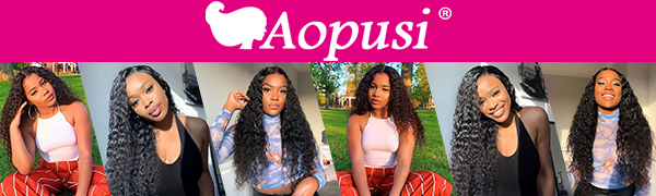 Aopusi hair