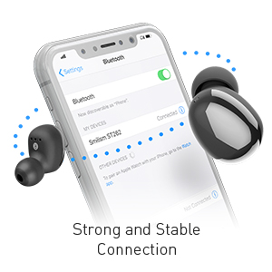 bluetooth earbuds headset for android