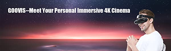 GOOVIS G2 Cinema VR