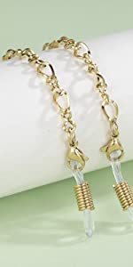 Flat link chain