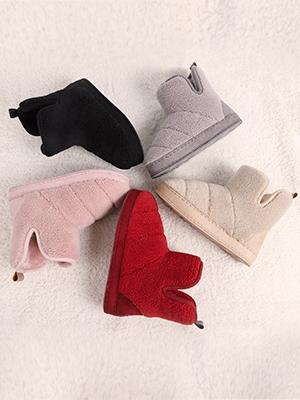 FamilyFairy women slipper boots