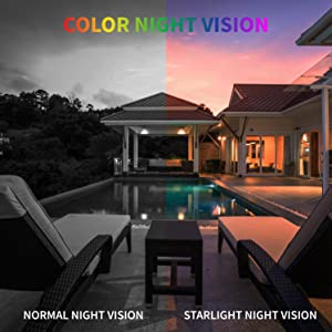 4k day and night vision
