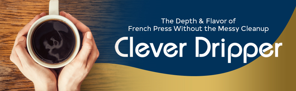 Clever Clever Coffee Dripper pour over coffee french press coffee maker
