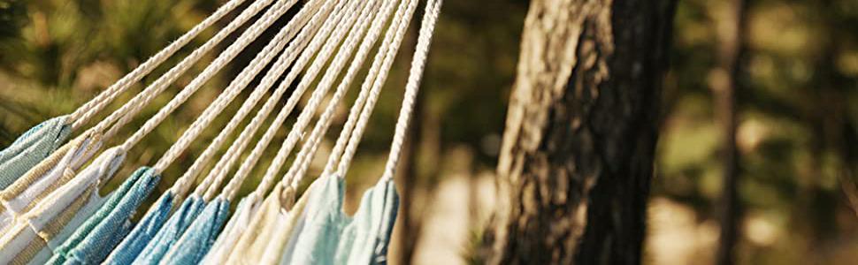 Outdoor Leisure Person Cotton Hammocks