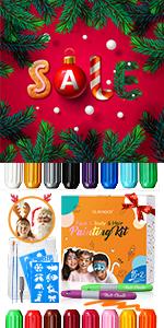 Pastelli Dipinti regalo di Natale