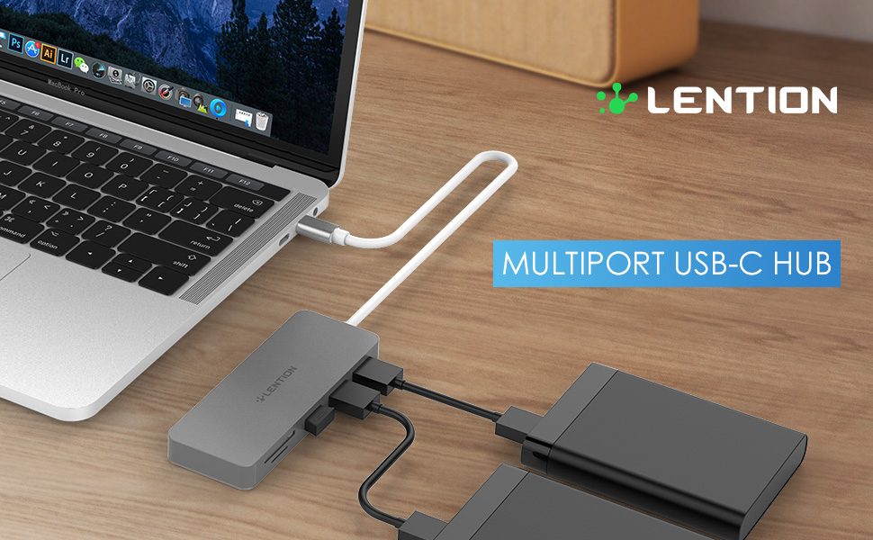 Multiport USB-C Hub