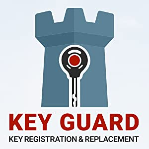 Key Guard – Key Registration and Replacement Program