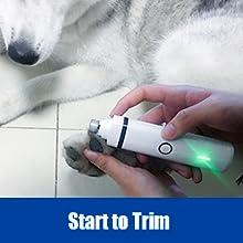 dog nail grinder nail trimmer grooming kit pet nail grinder dog grooming clippers cat nail grinder