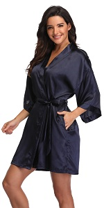 bridesmaid robes for women