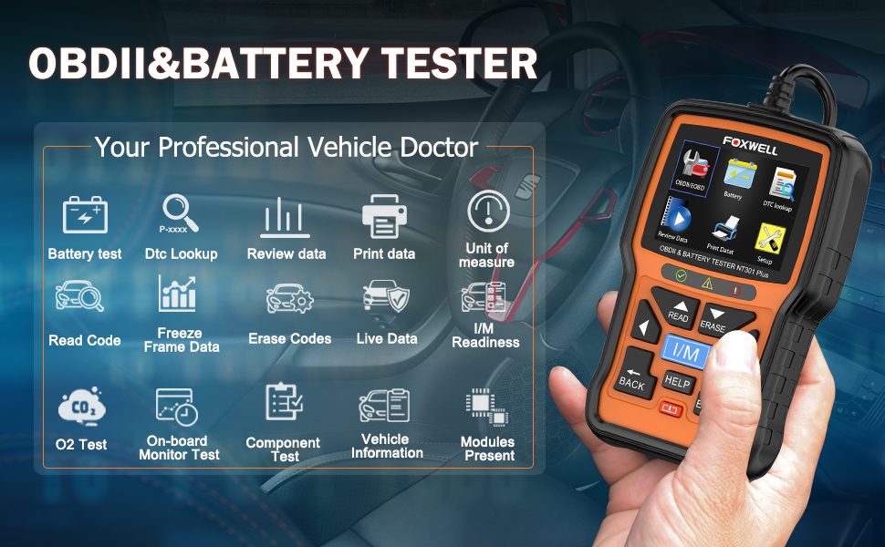 car obd2 scanner