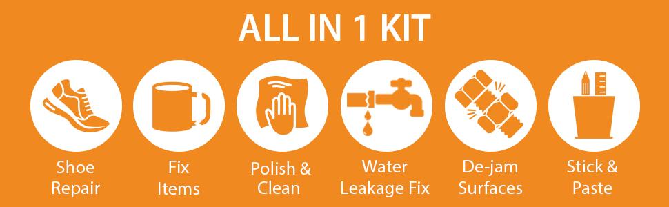 all in 1 kit - home repair kit