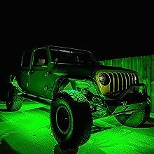rgb underglow light
