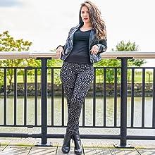 MeMoi Fashion Leggings