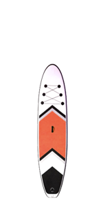 Budget SUP Branded Paddle Board