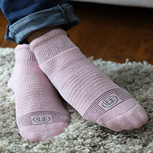 Doctor's Choice Diabetic Quarter Socks