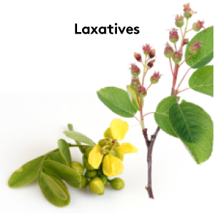 laxatives colon cleanse waste elimination