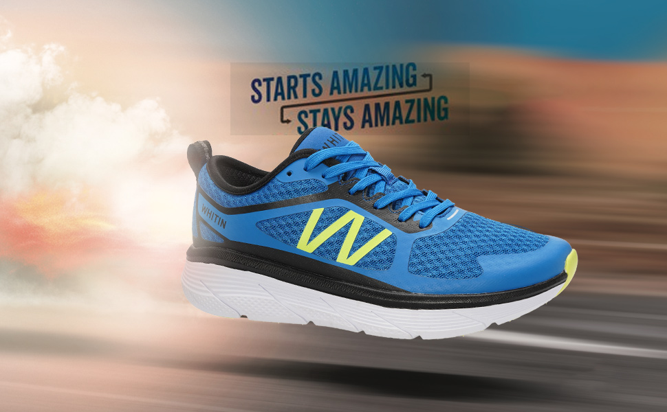 Max Cushioned Running Shoes