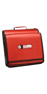 deluxe medication management pill organizer carry strap