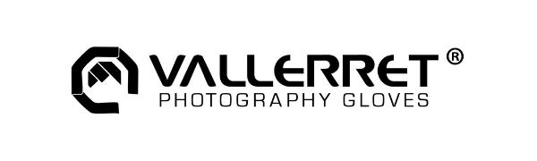 Vallerret Photography Gloves Logo