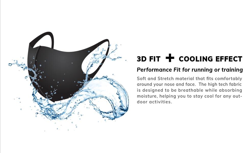 performance sport mask