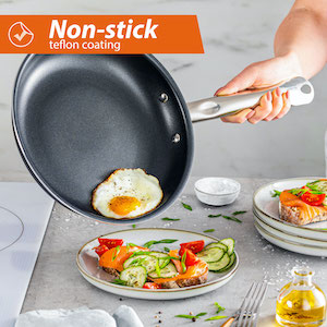 Nonstick Pots and Pans Set Non Sticking Pan Set