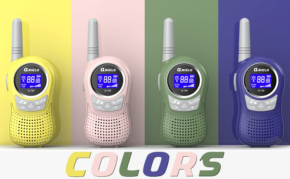 walkie talkies for kids toys gifts