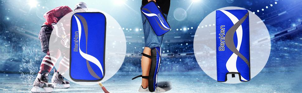 ice hokcey goalie equipment