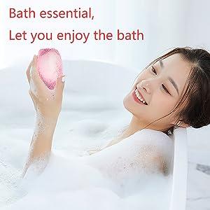 Enjoy the bath