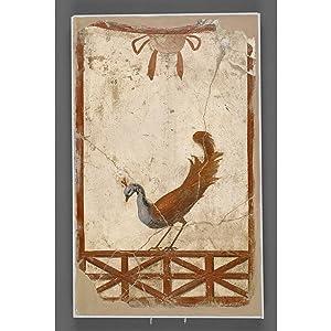 Roman Fresco Fragment