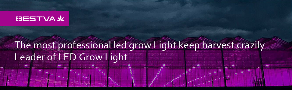BESTVA LED grow light