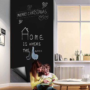 double layer chalkboard for wall