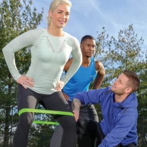 Lower Body Resistance Band Exercises