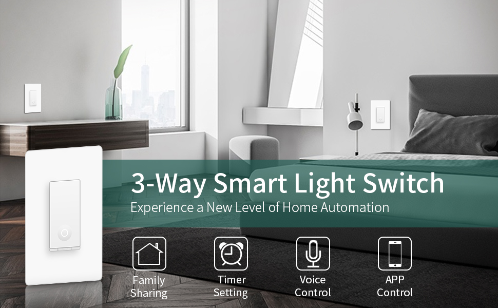 3 way smart switch