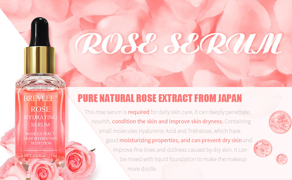 breylee rose serum