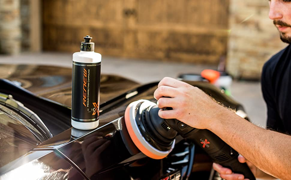 da polisher swirl remover scratch fixer dual action polishers dual-action polishing machine