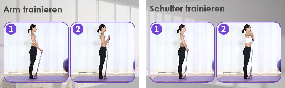 Die Anleitung zum Fitness 3