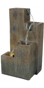 polyresin indoor tabletop fountain, tabletop water fountain, indoor tabletop fountain, fountain