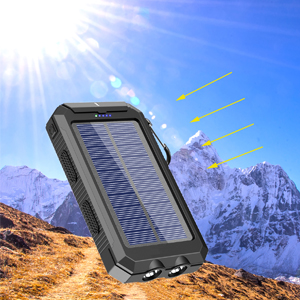 solar external charger