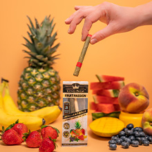 King Palm Fruit Passion Flavored Palm Wraps