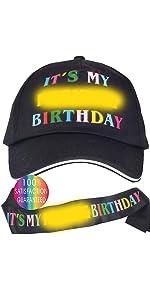birthday, birthday hat