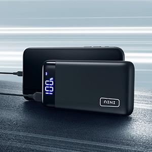 INIU 20000mAh LED display power bank