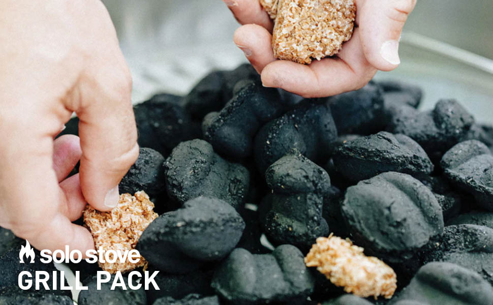 Solo Stove Grill Charcoal Pack