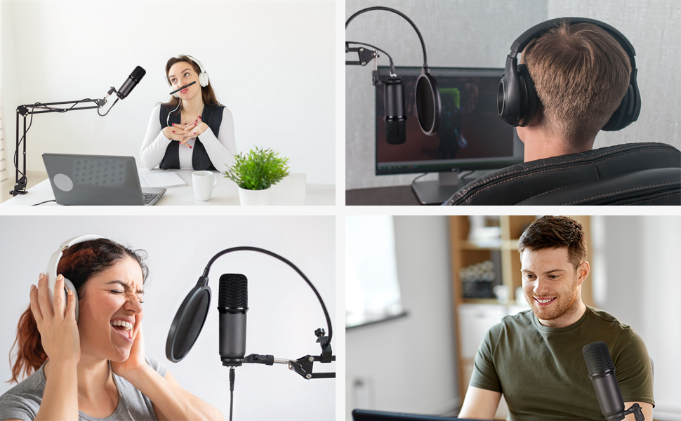 chatting gaming recording streaming