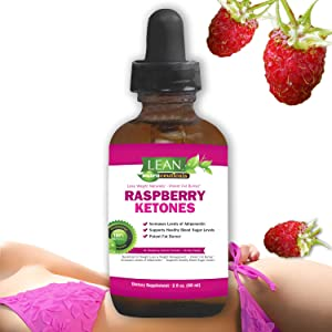 Amazon Com Lean Nutraceuticals Raspberry Ketones Drops For Weight
