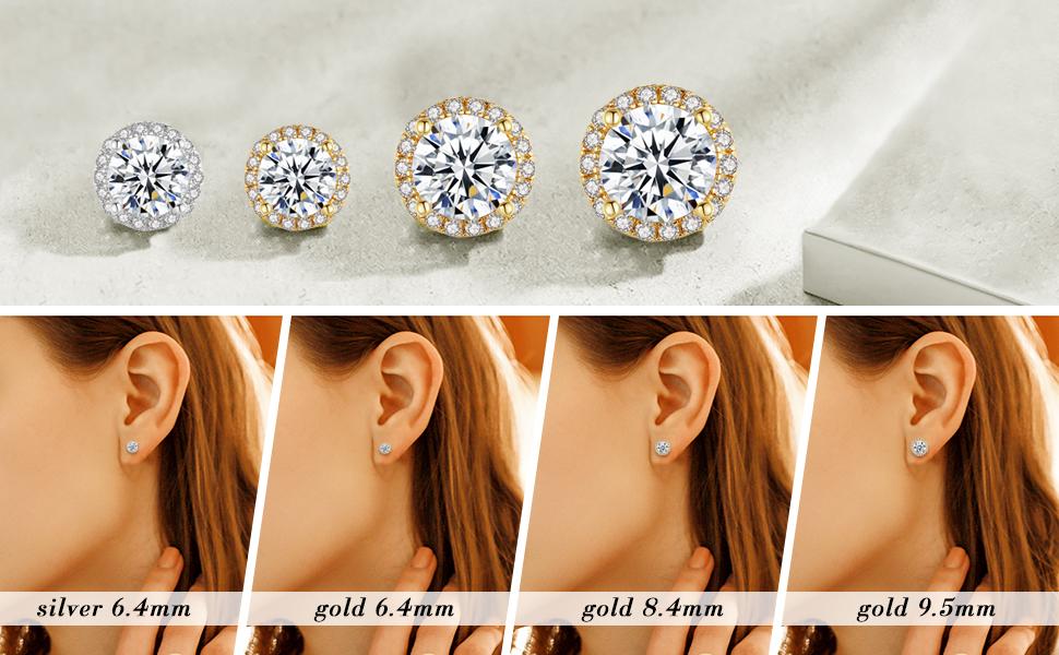 cubic zirconia sutd earrings