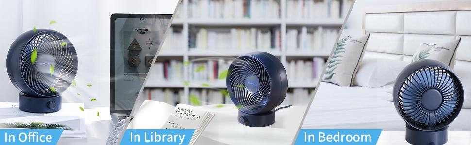 SmartDevil 2020 Nuevo Ventilador USB, Mini Ventilador USB ...