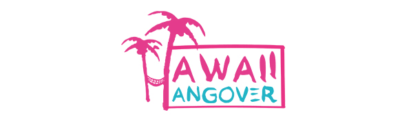 Hawaii Hangover Girl's Hawaiian Vintage Flare Dress Matching Patterns Sets