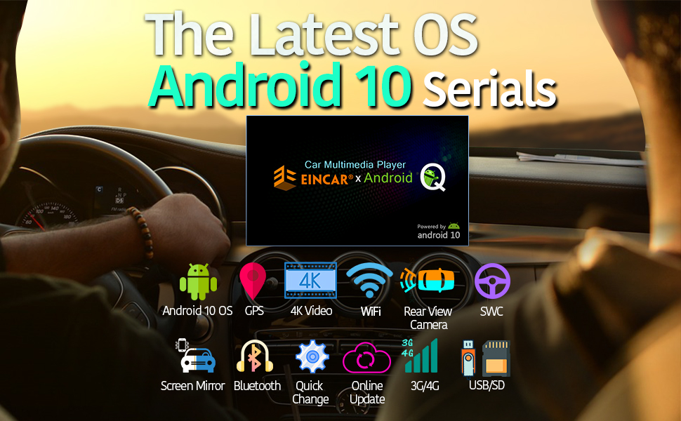 Best 2 Din Car Stereo Android system