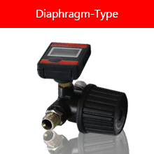 Diaphragm-Type Air Compressor Regulator