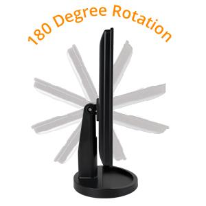 180 degree rotation